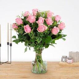 Boeket Romy roze